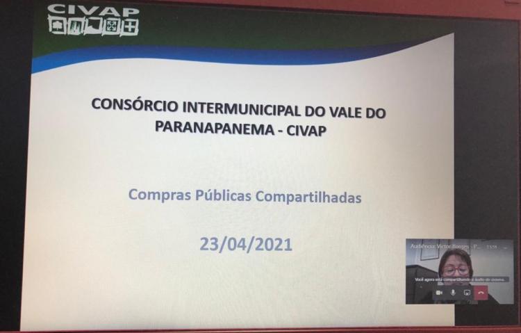 CIVAP PARTICIPA DE AUDIÊNCIA DA REDE NACIONAL DE CONSÓRCIOS PÚBLICOS COM MINISTÉRIOS